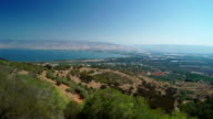 Sea of Galilee video