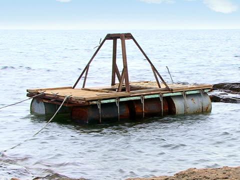 Sea Raft video