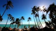 Sea resort loop video