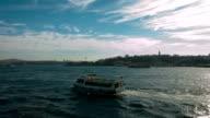 Sea Traffic video