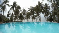Sea View Swimming Pool With Infinity Edge video