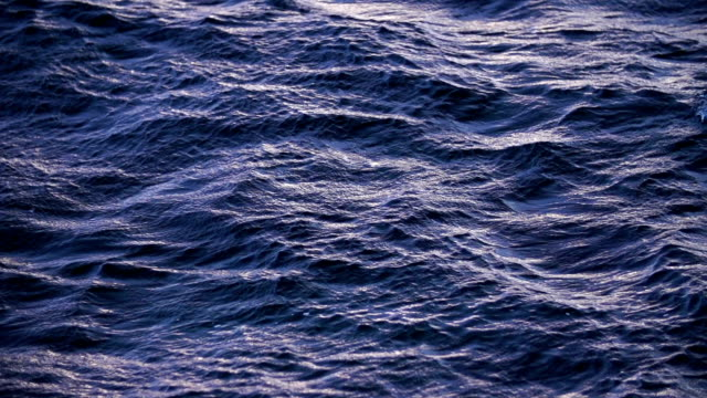 SLOW MOTION: Sea Water video
