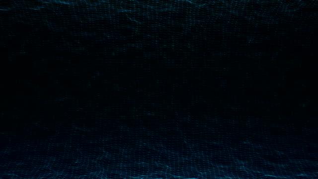 Seamless Loop - Abstract Futuristic - Digital Art video