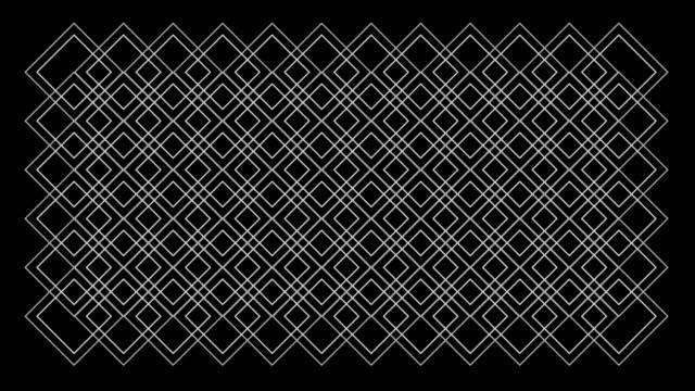 Seamless Pattern Kaleidoscope pattern Loop Graphics Background Pattern video
