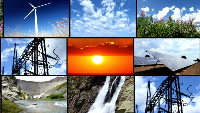Seamlessly Loopable Clean Energy Video Strips video