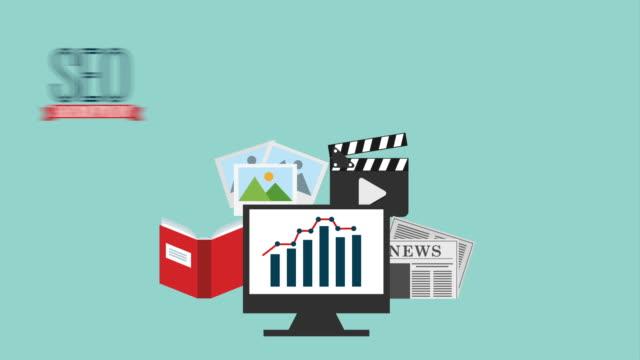 search engine optimization design, Video Animation video