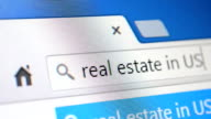 Search for real estate video
