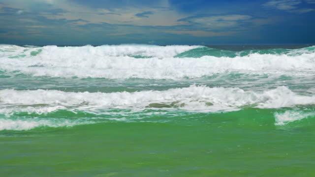 Seascape video