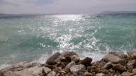 Seashore, waves, sun, beauty... video