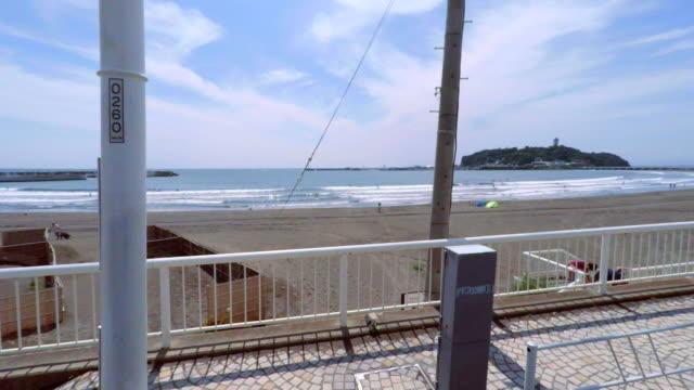 seaside drive -4K- -Enoshima- video