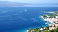 Seaside Holidays Boat Timelapse (detail) video