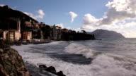 Seaside village video