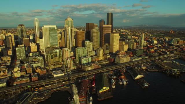 Seattle Aerial video