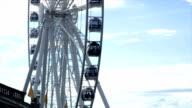 Seattle ferris wheel video