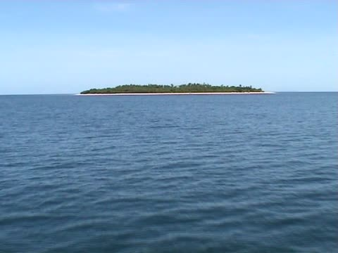 PAL: Secluded exotic island video