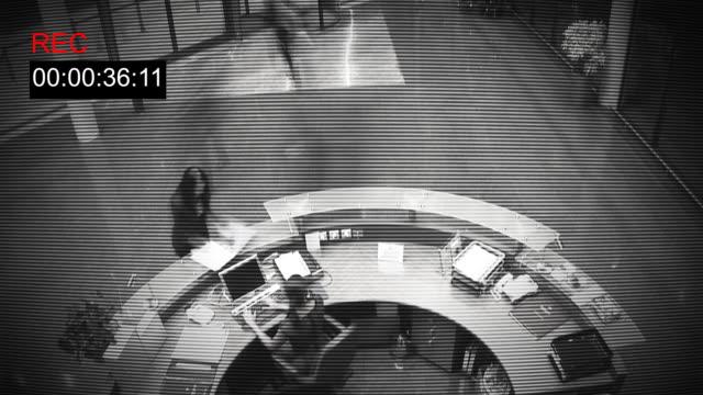 Security camera HD video