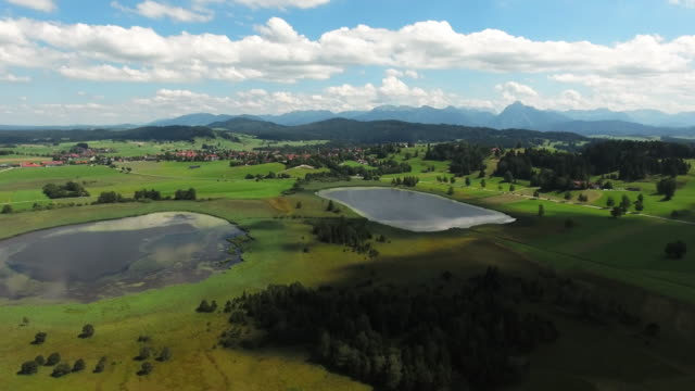 Seeg Village In East Allgau And Its Surroundings video
