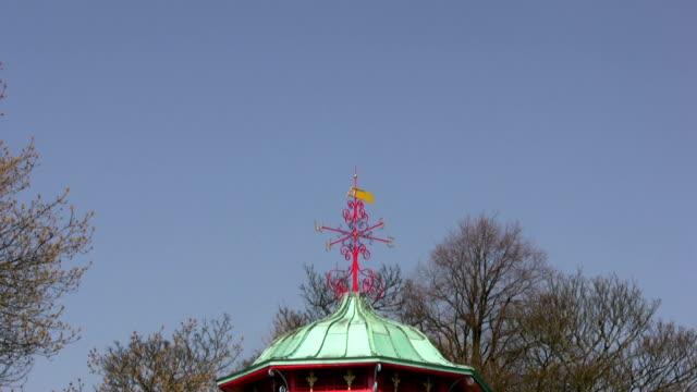 Sefton Park bandstand video