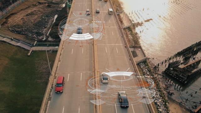 Self Driving Autopilot Autonomous Cars 4K video