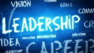 Self Leadership Background (Loopable) video