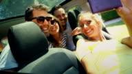 Selfie addicts. video