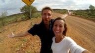Selfie in Australia video