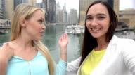 SELFIE: Selfie video message from Dubai video