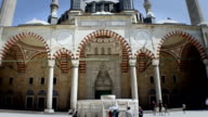 Selimiye Mosque video
