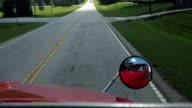 Semi Truck On Road video