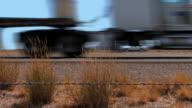 Semi Trucks HD video