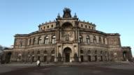 Semper Opera House - Dresden video