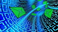 Sending E-mail video