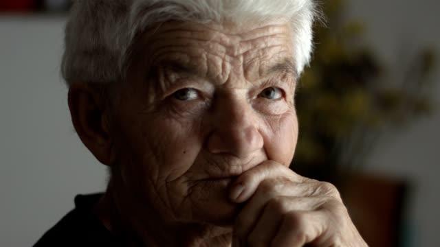 Senior Adult Portrait, Real People video