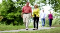 Senior Couples video