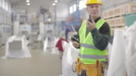 Senior factory manager video