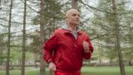 Senior Jogger video