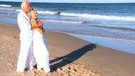 Seniors Beach Vacation Fun video