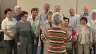 HD: Senior's Choir video