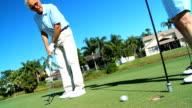 Seniors Golf Success video