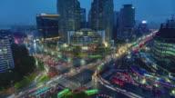Seoul Korea Gangnam video