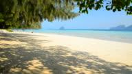 Serene Beach on Paradise Island video
