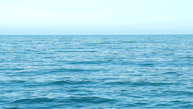serene seascape video