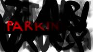 PARKINSON : series 'assemble your message' (LOOP) video