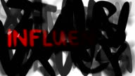 INFLUENZA : series 'assemble your message' (LOOP) video