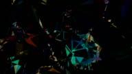 series transcendental fields : from body, dark (LOOP) video