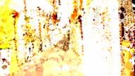 series transcendental fields : from italian alleyway, bright (LOOP) video