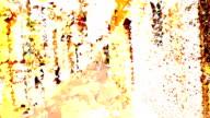 series transcendental fields : from italian alleyway, bright (TRANSITION) video