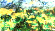 series transcendental fields : from provence, bright (TRANSITION) video