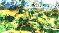 series transcendental fields : from provence, bright (LOOP) video