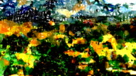 series transcendental fields : from provence, colorful (TRANSITION) video
